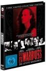 Die letzte Kriegerin - 3-Disc Mediabook NEU