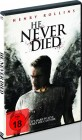 He never died- Henry Rollins- Cooler Typ!!!- UNCUT!!!