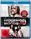 Hidden in the Woods - 3D