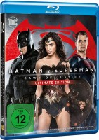 Batman v Superman Dawn of Justice BLU RAY ULTIMATE