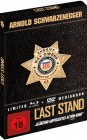 The Last Stand - Seine Stadt. Sein Gesetz - Limited Mediaboo