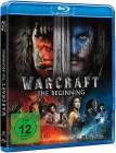 Warcraft - The Beginning Blu-ray Ovp Uncut