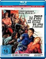Das Fort der mutigen Frauen Ovp Uncut Blu-ray Erstveröffentl