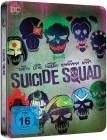 Suicide Squad - 3D - Steelbook