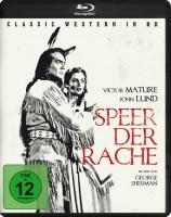 Classic Western in HD: Der Speer der Rache Blu-ray Ovp Uncut