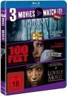 3 Movies - watch it: Haunt / 100 Feet / Lovely Molly BR -NEU