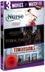 3 Movies - watch it: Territories / Bereavement / Nurse - NEU
