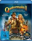 QUATERMAIN 2 - RICHARD CHAMBERLAIN - SHARON STONE - OVP!