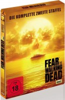 Fear the Walking Dead - Staffel 2 uncut Steelbook (Blu Ray)
