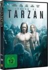 LEGEND OF TAZAN Christoph Waltz DVD WIE NEU