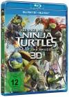 Teenage Mutant Ninja Turtles - Out of the Shadows - Nur 3D