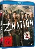 Z NATION - DIE KOMPLETTE 2. STAFFEL - 4 DISCs - SCHUBER