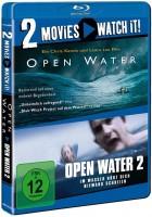 2 Movies - watch it: Open Water / Open Water 2 BR - NEU -OVP