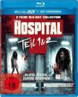 Hospital - Teil 1 & 2 - 3D - NEU - OVP