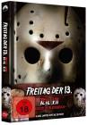 Freitag der 13. 7 Jason im Blutrausch Mediabook wattiert Ovp