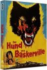 BR+DVD Der Hund von Baskerville (1959) -2-Discs Mediabook (C