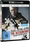 The Accountant - 4K