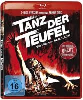 Tanz der Teufel Ovp Uncut Blu-ray 2-Disc Remastered Version