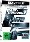 Fast & Furious 7 - Extended Version - 4K