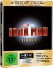Iron Man - Trilogie - 4K - Limited Edition