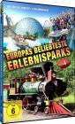 Europas beliebteste Erlebnisparks
