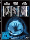 LIFE - S.F. Horror 2017 - DVD mit Reynolds + Gyllenhaal
