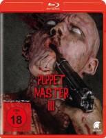 Puppetmaster III - Toulons Rache BR - NEU - OVP