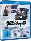Fast & Furious 8 - Blu-ray FSK16 - TOP