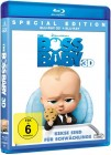 The Boss Baby - 3D - Special Edition (2-BD-Set)