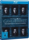 GAME OF THRONES - DIE KOMPLETTE SECHSTE STAFFEL - 4 DISCs