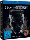 GAME OF THRONES - DIE KOMPLETTE SIEBTE STAFFEL - 3 DISCs