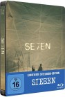 Sieben - Limited EXKLUSIV-Edition SEHR RAR Brad Pittt KULT !