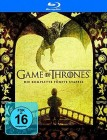 GAME OF THRONES - DIE KOMPLETTE FÜNFTE STAFFEL - 4 DISCs