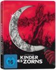 Blu-ray * Kinder des Zorns Teil 1-3 + Remake * Steelbook