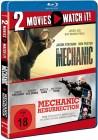 2 Movies - watch it: The Mechanic / Mechanic: Resurrecti BR