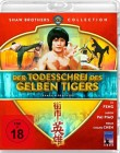 Der Todesschrei des gelben Tigers BR (848541, NEU, Kommi)