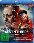 The Adventurers  (BluRay - u.a. Jean Reno)