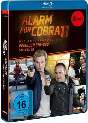 Alarm Für Cobra 11 Staffel 40 Blu Ray Filmundo