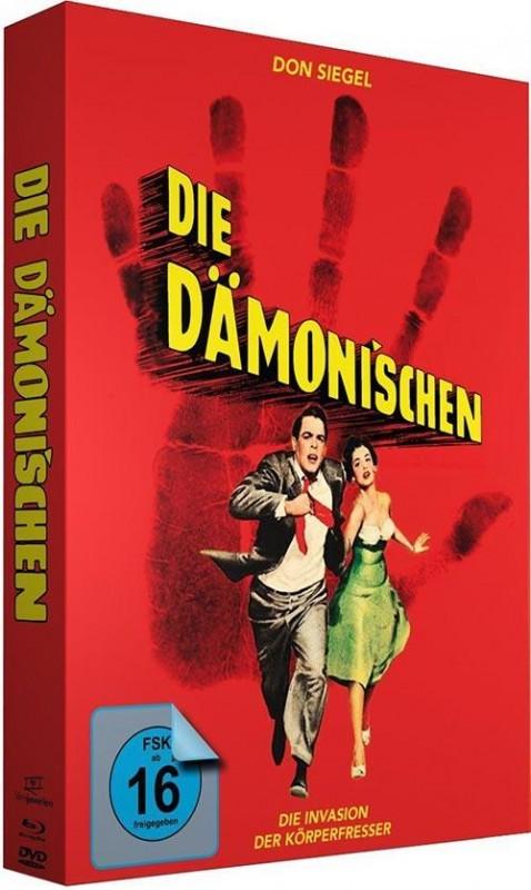 Dämonischen - DVD/BD Mediabook OVP