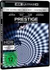Prestige - Die Meister der Magie - 4K ULTRA HD + 2 BD