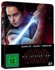 Star Wars: Die letzten Jedi - 3D - Steelbook Edition