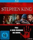 Stephen King: Puls / A Good Marriage / Big Driver BR - NEU