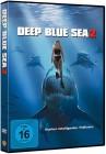 Deep Blue Sea 2 - FSK 16 - DVD - Hai-Horror - 2018 - TOP