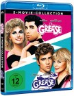 * Grease & Grease 2 & Grease Live BluRay *