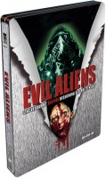 Evil Aliens - Steelbook Edition