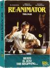 Re-Animator 1-3 - VHS-Retro-Design (4x Blu Ray) NEU/OVP