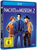 Nachts im Museum 2 Ovp Blu-ray Uncut