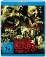 DAYS OF THE DEAD 3 - EVILUTION - NEU/OVP - BLU-RAY