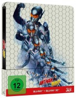 Ant-Man and the Wasp - 3D - Limited Edition