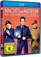 Nachts im Museum 3 - Das geheimnisvolle Grabmal Ovp Blu-ray